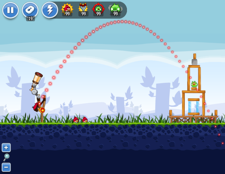 Angry Birds Facebook cheat - leethax net