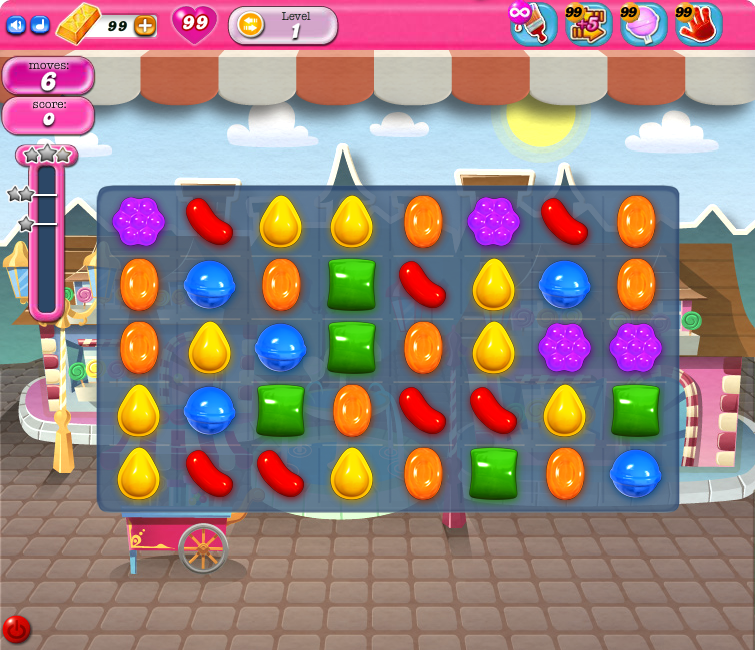 Candy Crush Saga Facebook cheat - leethax net